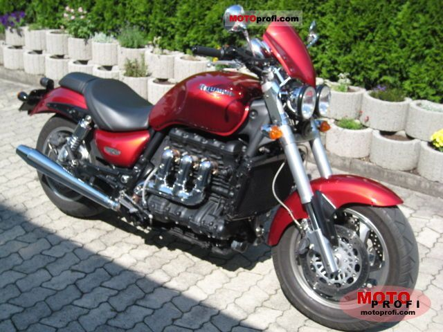triumph rocket iii 2006 specs and photos. Black Bedroom Furniture Sets. Home Design Ideas