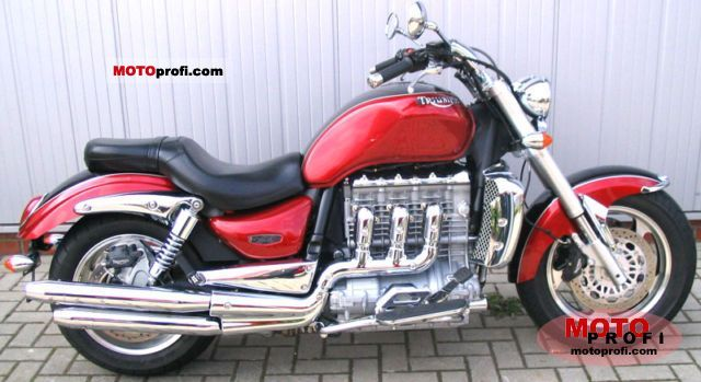 Triumph Rocket III Classic 2006 Specs and Photos