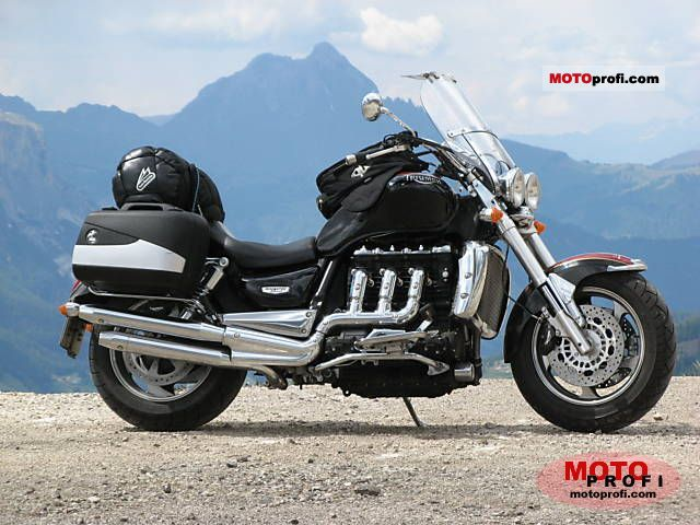 triumph rocket iii classic 2006 specs and photos. Black Bedroom Furniture Sets. Home Design Ideas