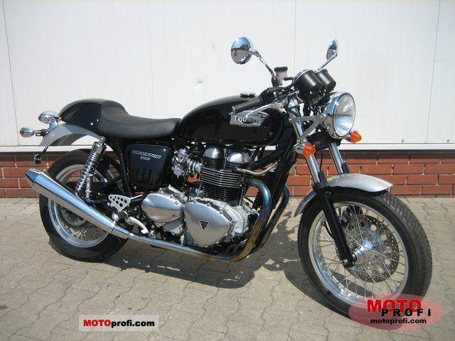 Triumph Thruxton 900 2006 photo