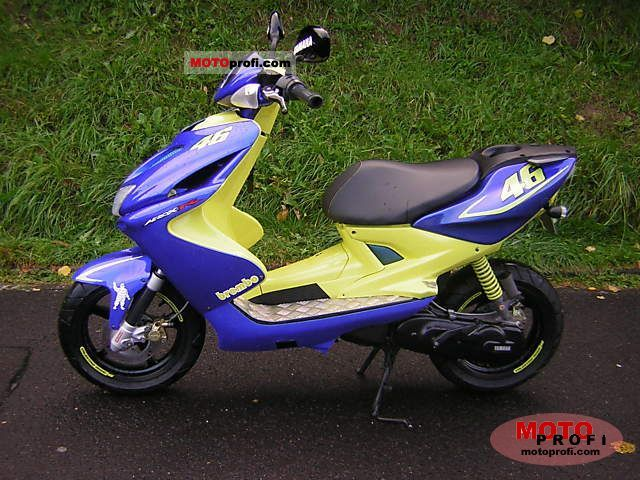 Yamaha Aerox Race Replica 2006 photo