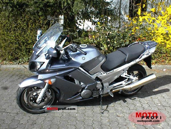 Yamaha FJR 1300 AS 2006 photo