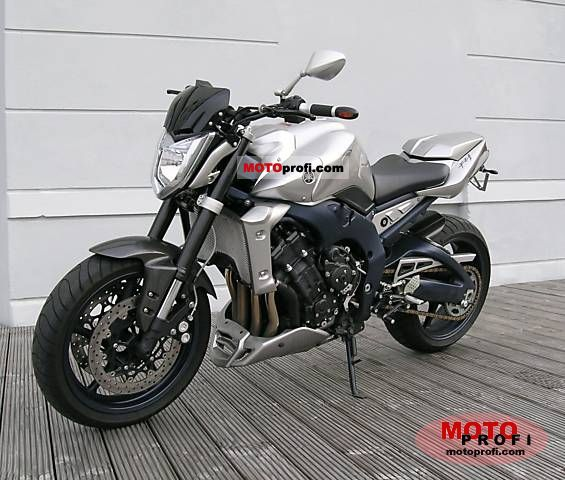 Yamaha FZ1 2006 Specs and Photos