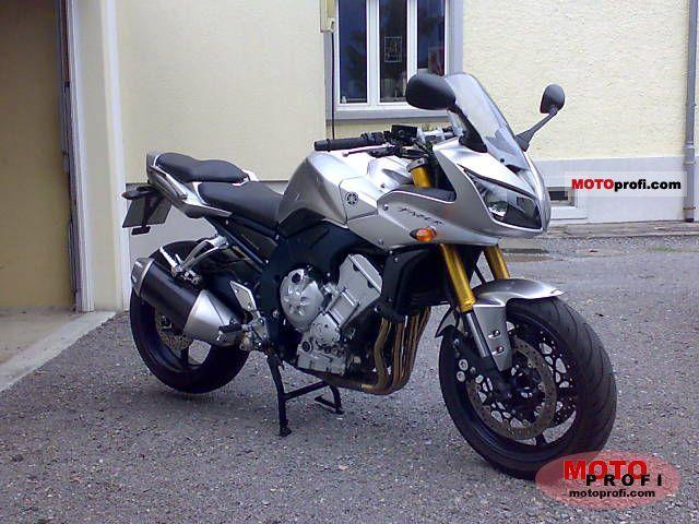 Yamaha FZ1 Fazer 2006 photo