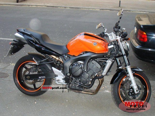 Yamaha FZ6 2006 photo