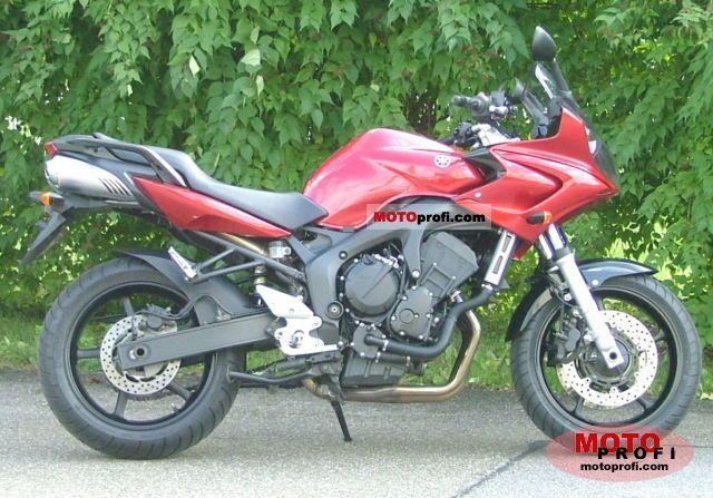 Yamaha FZ6 Fazer ABS 2006 photo