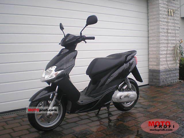 Yamaha Jog R 2006 Specs And Photos
