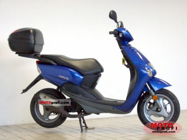 Yamaha Neos 50 2006 photo