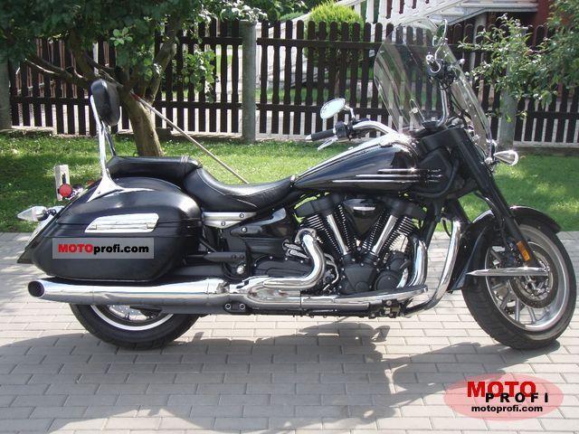 Yamaha Stratoliner 2006 photo