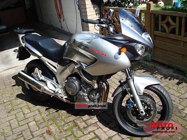 Yamaha TDM 900 2006 photo