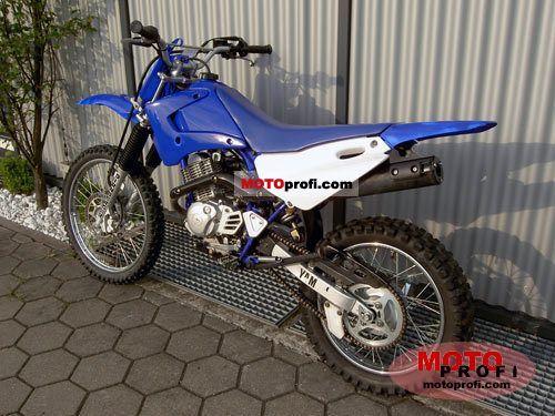 Yamaha tt r 125 lw 2006 specs and photos for Yamaha ttr 125 top speed