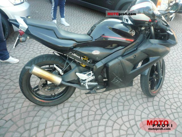 yamaha tzr 50 2006 specs and photos. Black Bedroom Furniture Sets. Home Design Ideas