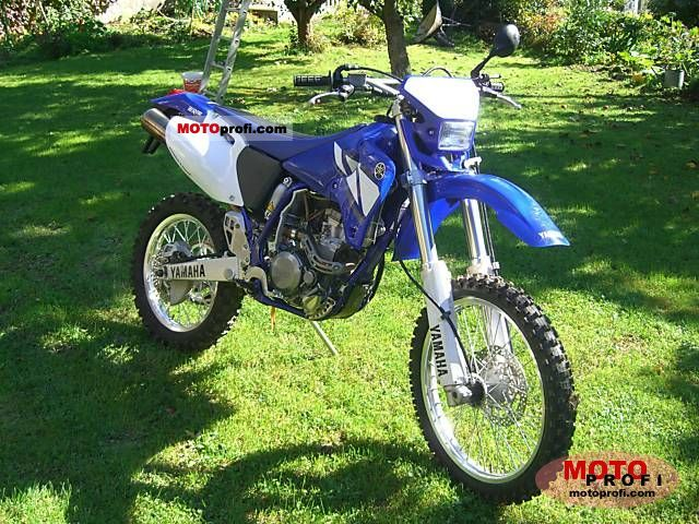 Yamaha WR 250 F 2006 photo