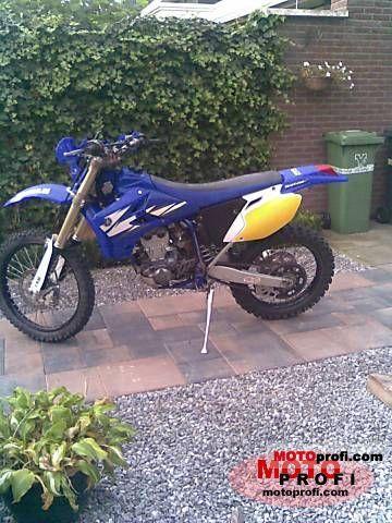Yamaha WR 450 F 2006 photo