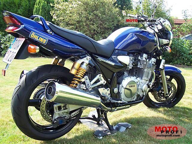 Yamaha XJR 1300 2006 photo