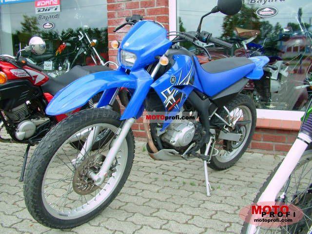Yamaha XT 125 R 2006 photo