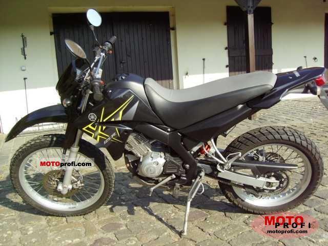 Yamaha XT 125 R 2006 Specs and Photos