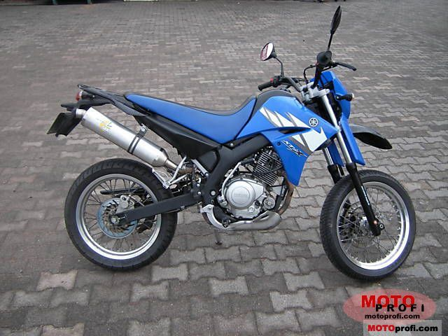 2005 yamaha xt 125 x supermotard in section de recherches 2006 2018. Black Bedroom Furniture Sets. Home Design Ideas