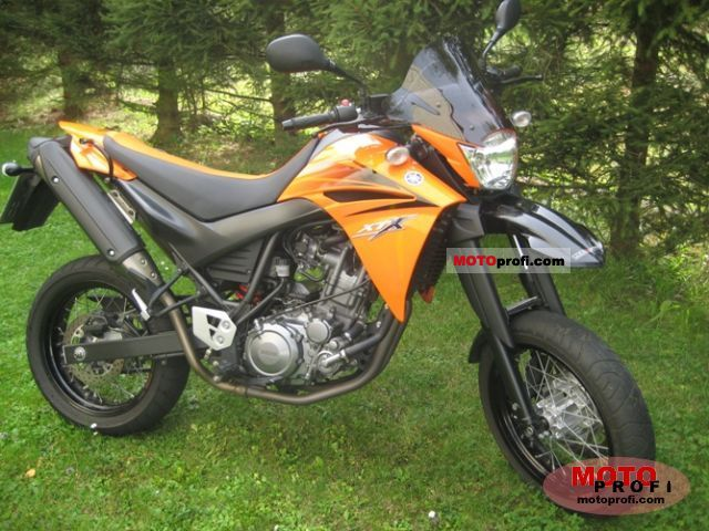 yamaha xt 660 x 2006 specs and photos. Black Bedroom Furniture Sets. Home Design Ideas