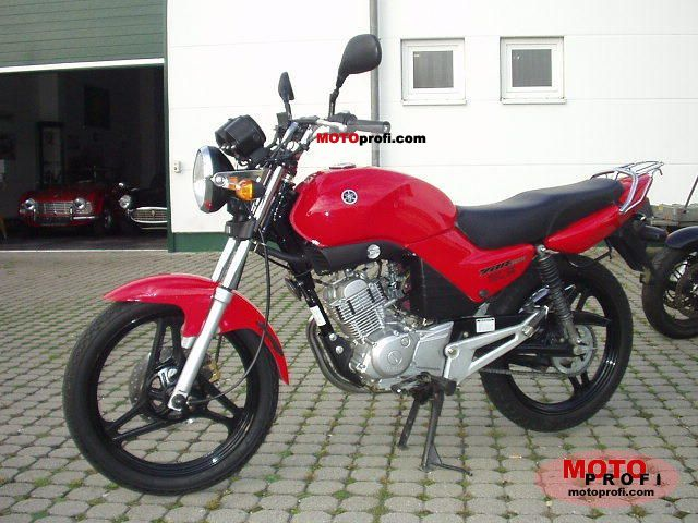 yamaha ybr 125 2006 specs and photos. Black Bedroom Furniture Sets. Home Design Ideas