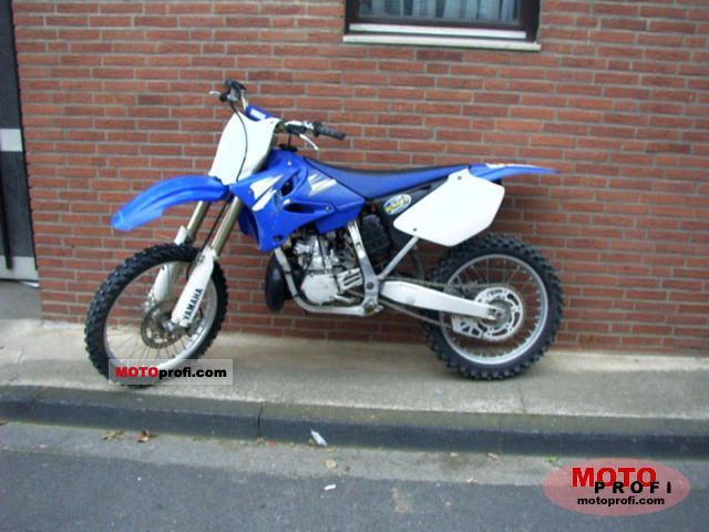 Yamaha YZ 250 2006 photo