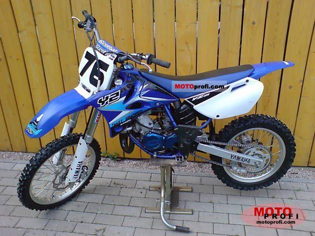 Yamaha YZ 85 2006 photo