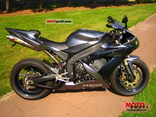 Yamaha YZF-R1 2006 photo