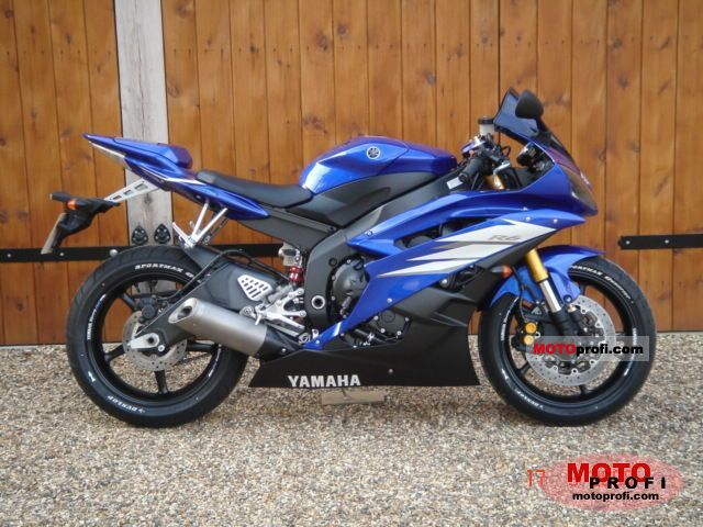Yamaha YZF-R6 2006 photo