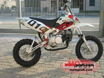 Adly Bullet 125 2007 photo