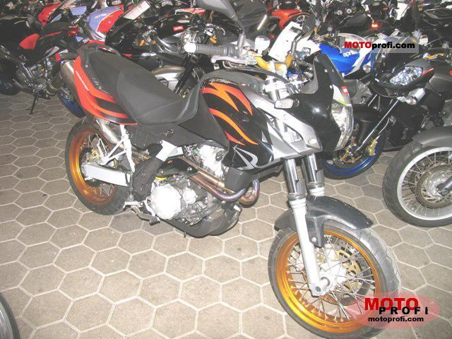 Aprilia Pegaso 650 Factory 2007 photo