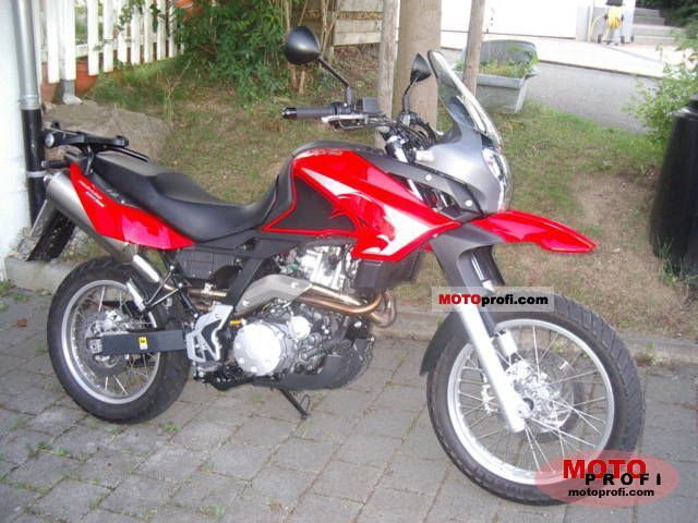 Aprilia Pegaso 650 Trail 2007 photo