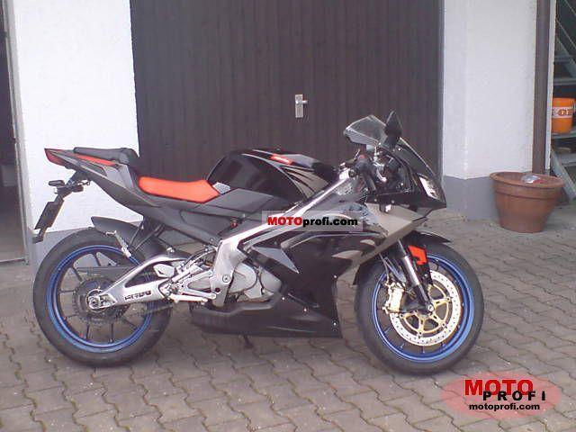 Aprilia RS 125 2007 photo