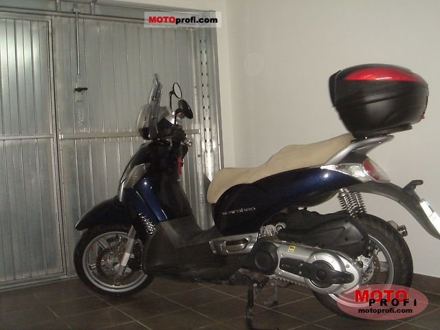 Aprilia Scarabeo 500 2007 photo