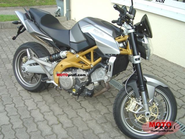 Aprilia SL 750 Shiver 2007 photo