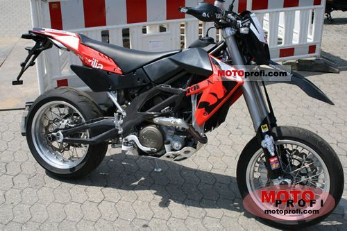 Aprilia SXV 4.5 2007 photo