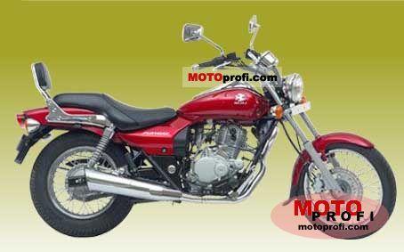 Bajaj Avenger 2007 photo