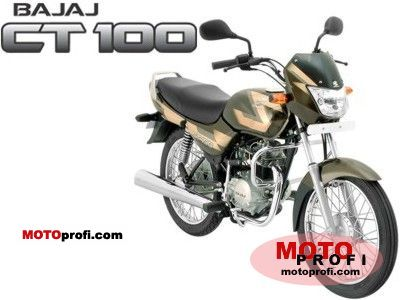 Bajaj CT 100 2007 photo