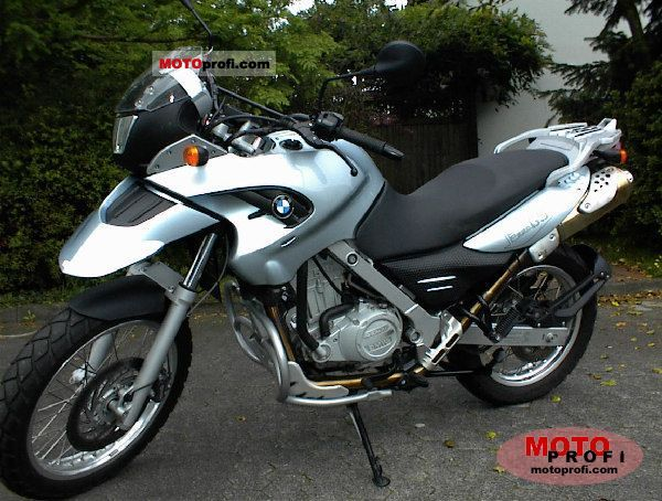 BMW F 650 GS 2007 photo