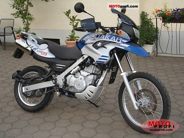 BMW F 650 GS Dakar 2007 photo