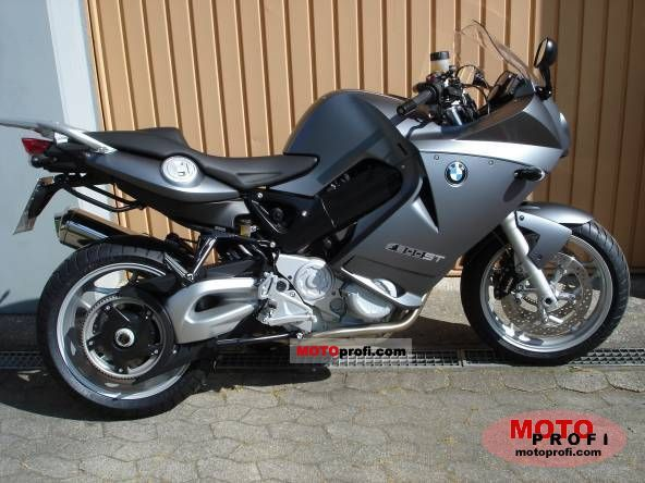 BMW F 800 ST 2007 photo