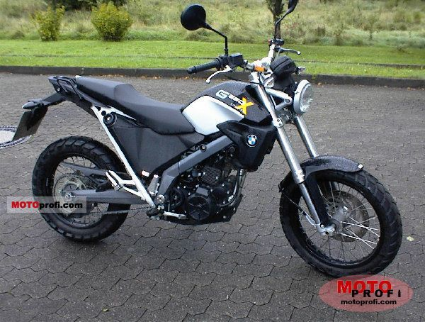 Bmw G 650 Xcountry 2007 Specs And Photos