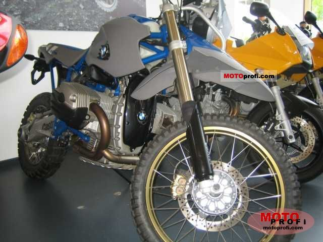 BMW HP2 Enduro 2007 photo
