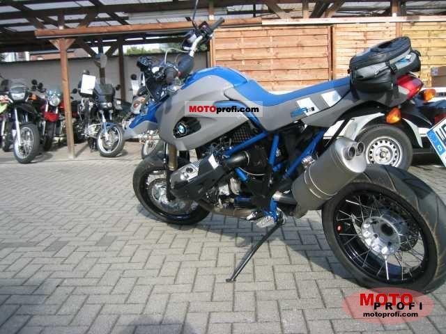 Bmw Hp2 Enduro 2007 Specs And Photos