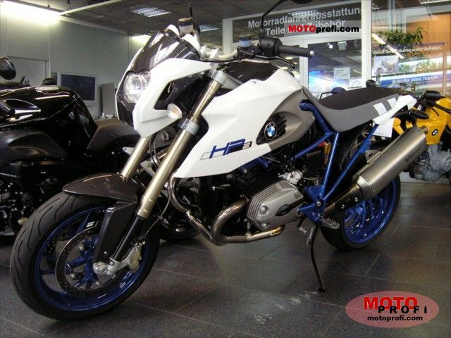 BMW HP2 Megamoto 2007 photo