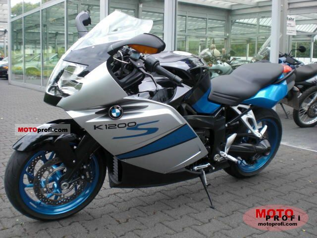 BMW K 1200 S 2007 Specs and Photos