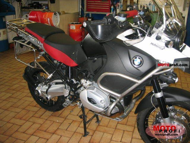 Bmw R 1200 Gs Adventure 2007 Specs And Photos