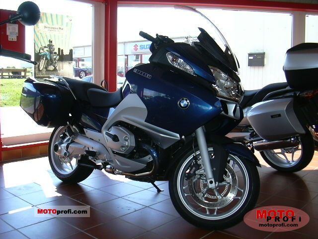 Bmw R 1200 Rt 2007 Specs And Photos