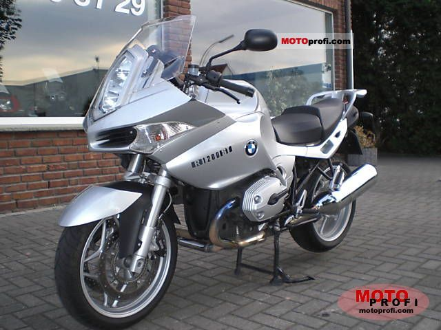 BMW R 1200 ST 2007 photo