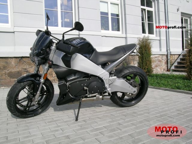 Buell Lightning CityX XB9SX 2007 photo