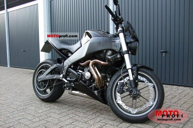 Buell Lightning Long XB12Ss 2007 photo